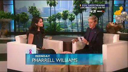 Selena Gomez Interview Part 1 Oct 09 2015