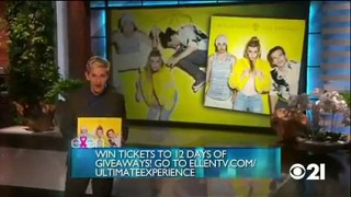 The Band Perry Performance Oct 08 2015