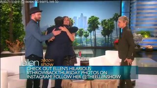 An Extraordinary Honor For Ellen Nov 12 2015