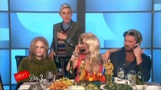 Ellen Monologue & Dance Nov 25 2015