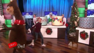 Ellen Monologue & Day 1 Of 12 Days Of Giveaway Nov 23 2015