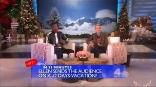 Jamie Foxx Interview Part 2 Nov 25 2015
