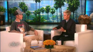 Justin Bieber Interview Nov 09 2015