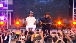 Justin Bieber Performance Nov 16 2015