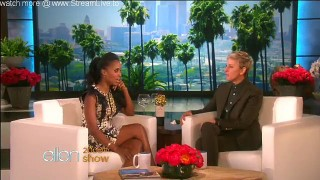 Kerry Washington Interview Nov 12 2015