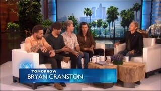 One Direction Interview And Surprise For A Fan Nov 18 2015