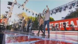 Ellen Monologue & One Direction Performance 1 Nov 18 2015