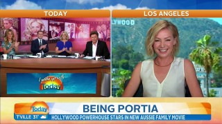 Portia De Rossi Interview TODAY Australia Nov 04 2015