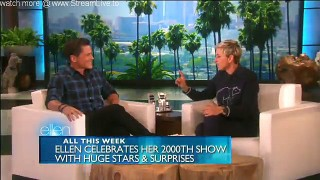 Rob Lowe Interview Nov 10 2015