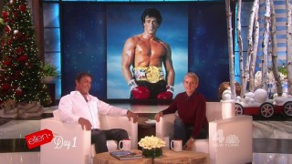 Sylvester Stallone Interview Part 1 Nov 23 2015