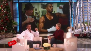 Sylvester Stallone Interview Part 2 Nov 23 2015