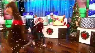 Ellen Monologue & Dance Dec 01 2015