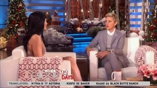 Ellen Monologue & Dance Nov 30 2015