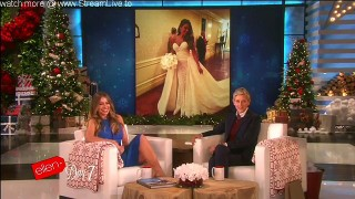 Sofia Vergara Interview Part 1 Dec 03 2015