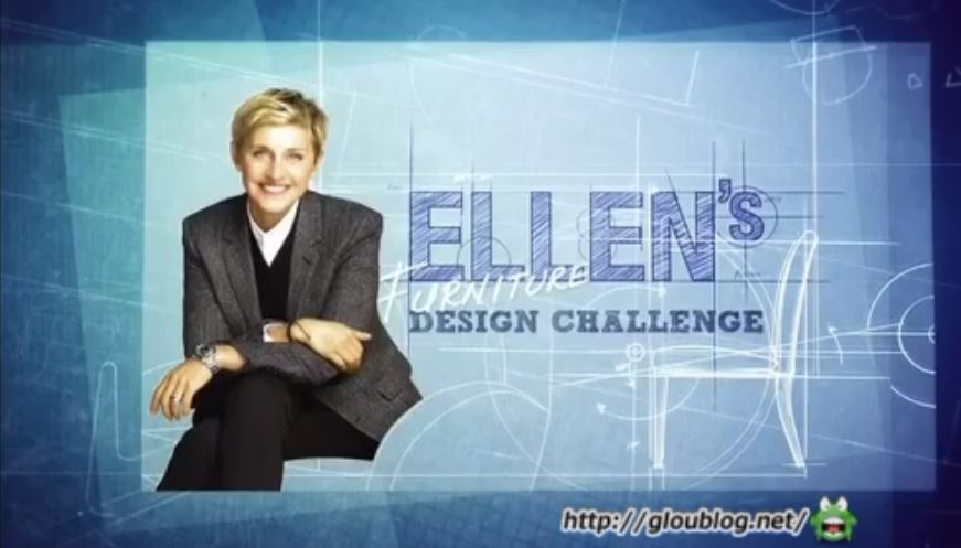 Season 2 Episode 02 – Ellen's Design Challenge