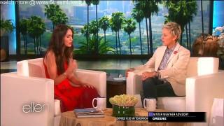 Megan Fox Interview Feb 09 2016