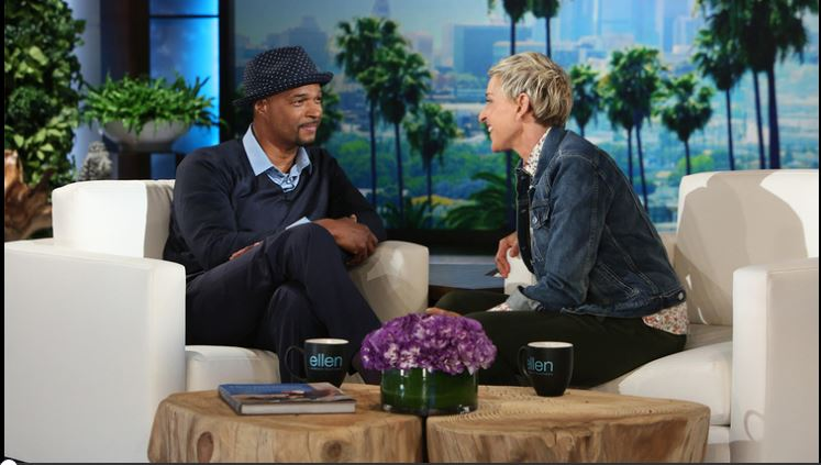 Damon Wayans Interview Sept 19 2016