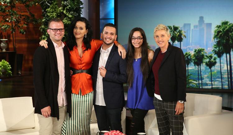 Full Show Ellen September 08 2016