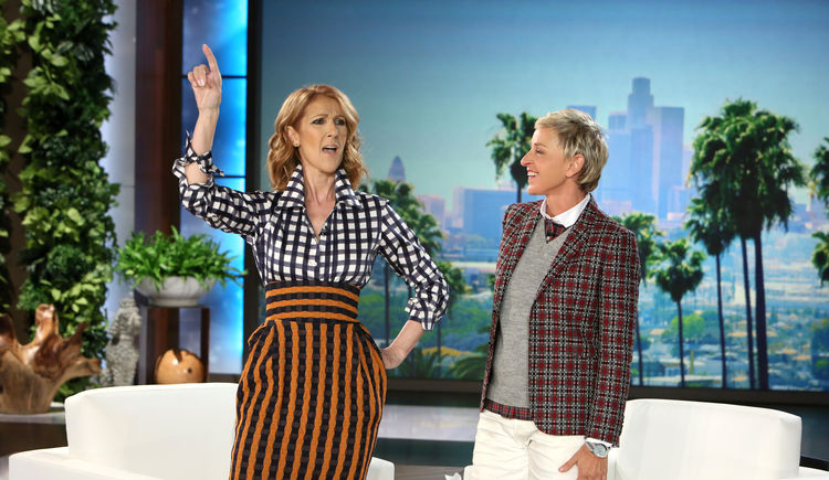 Full Show Ellen September 12 2016