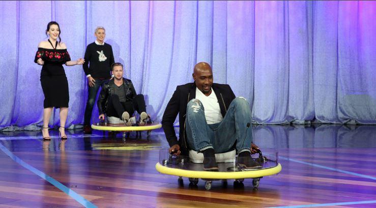 Full Show Ellen October 07 2016
