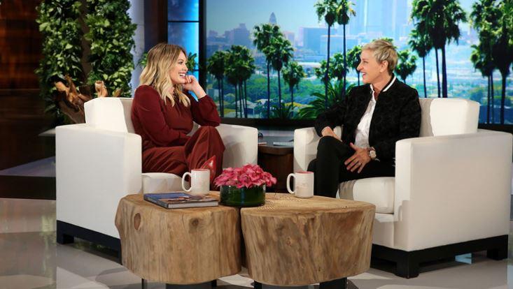 Full Show Ellen October 10 2016
