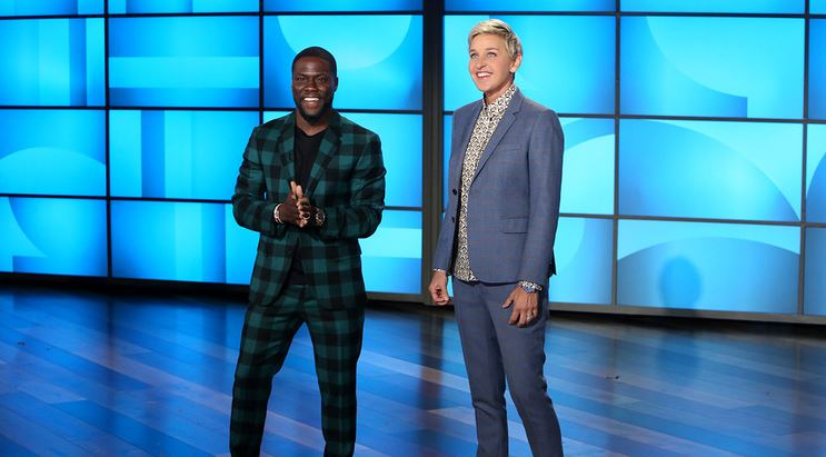 Full Show Ellen October 11 2016