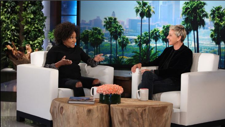 Full Show Ellen October 17 2016