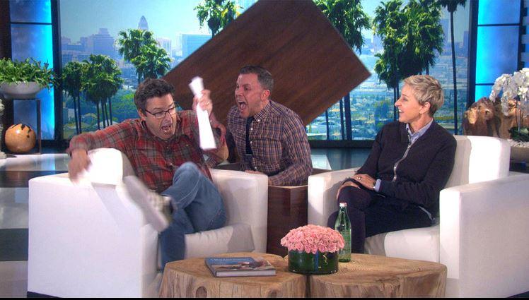 Full Show Ellen October 18 2016