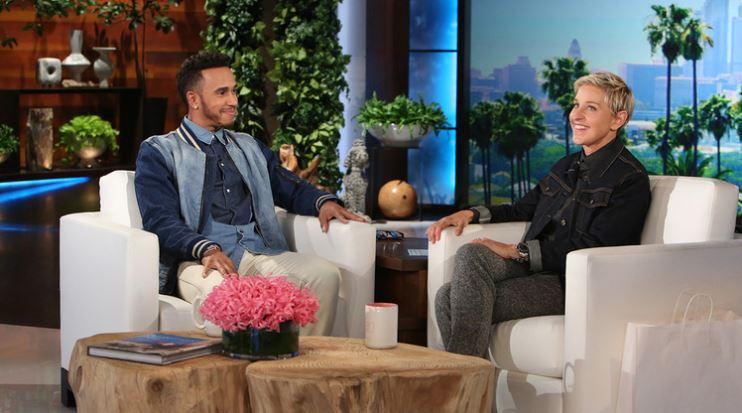 Full Show Ellen October 19 2016