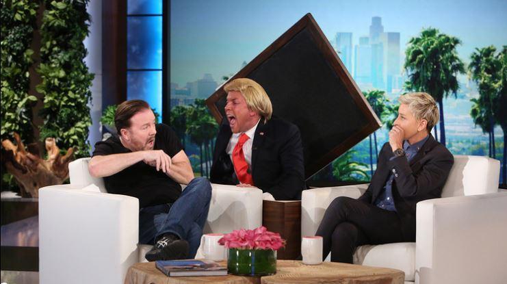 Full Show Ellen October 28 2016