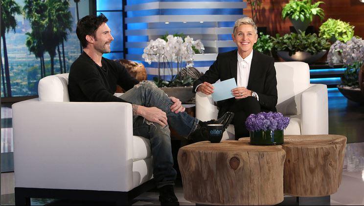 Full Show Ellen November 03 2016