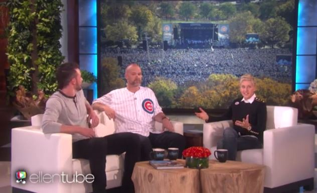 Full Show Ellen November 08 2016