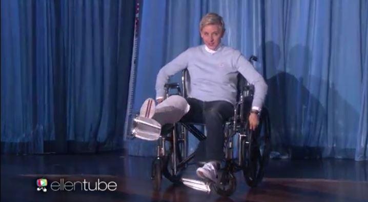 Full Show Ellen November 21 2016