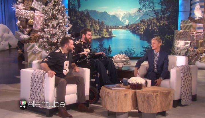 Full Show Ellen December 07 2016