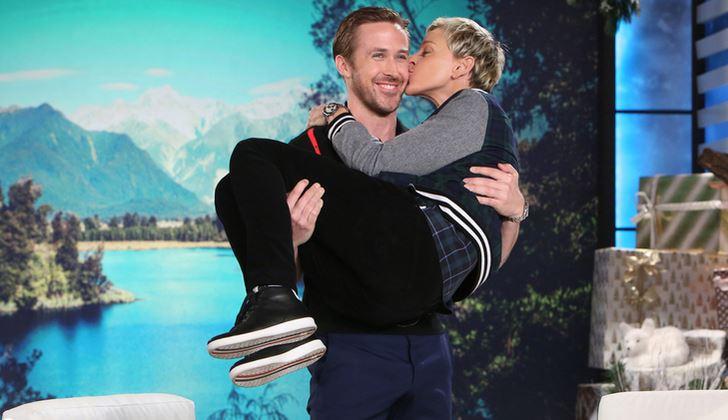 Full Show Ellen December 09 2016