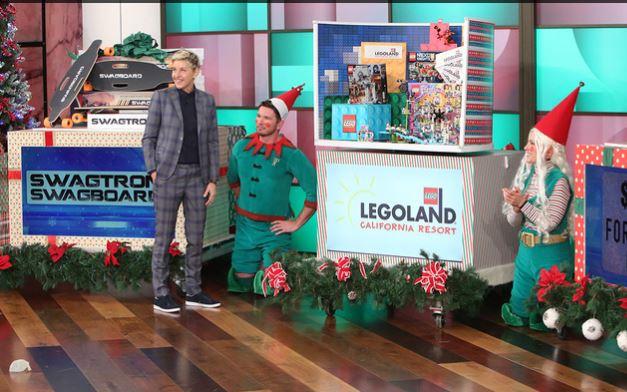 Full Show Ellen December 14 2016