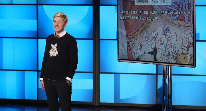 Full Show Ellen December 15 2016
