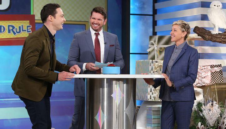 Full Show Ellen December 16 2016