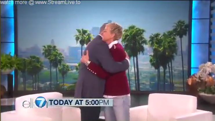 Full Show Ellen January 18 2017