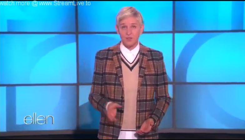Full Show Ellen January 24 2017