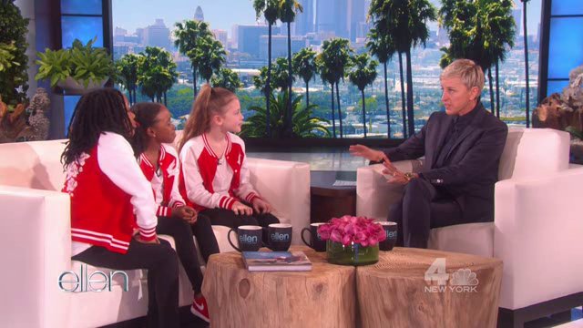 Full Show Ellen February 21 2017