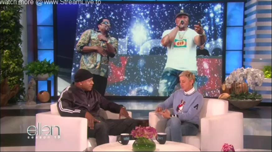 LL Cool J Interview Sept 29 2017