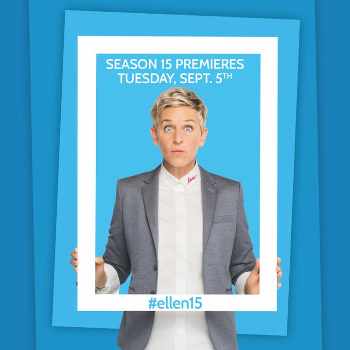 Ellen Season 15 Is Coming Soon On Gloublog