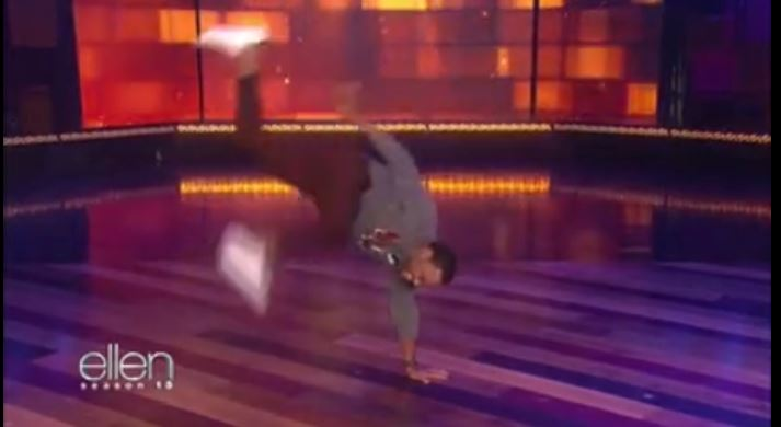 Anthony Anderson Dance Off Against SYTYCD Winner Oct 02 2017
