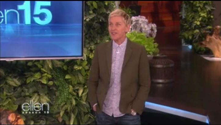 Ellen Q&A With The Audience Oct 02 2017