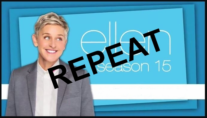 Repeat – Full Show Ellen July 16 2018