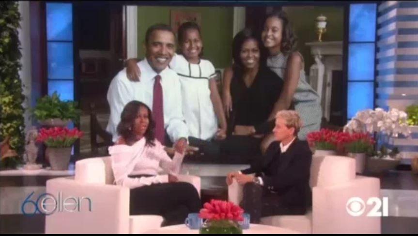 Michelle Obama Interview Part 1 Feb 01 2018