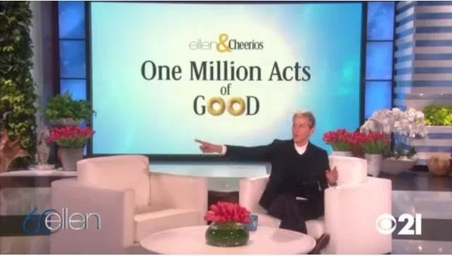 Ellen's Biggest Gift Ever For The Audience Feb 02 2018
