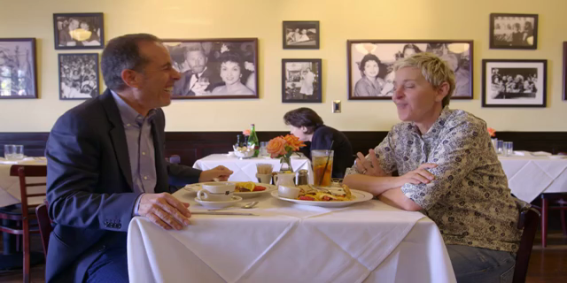 Comedians In Cars Getting Coffee – Ellen DeGeneres